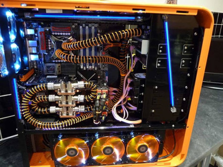 Custom Overclocked Built PC