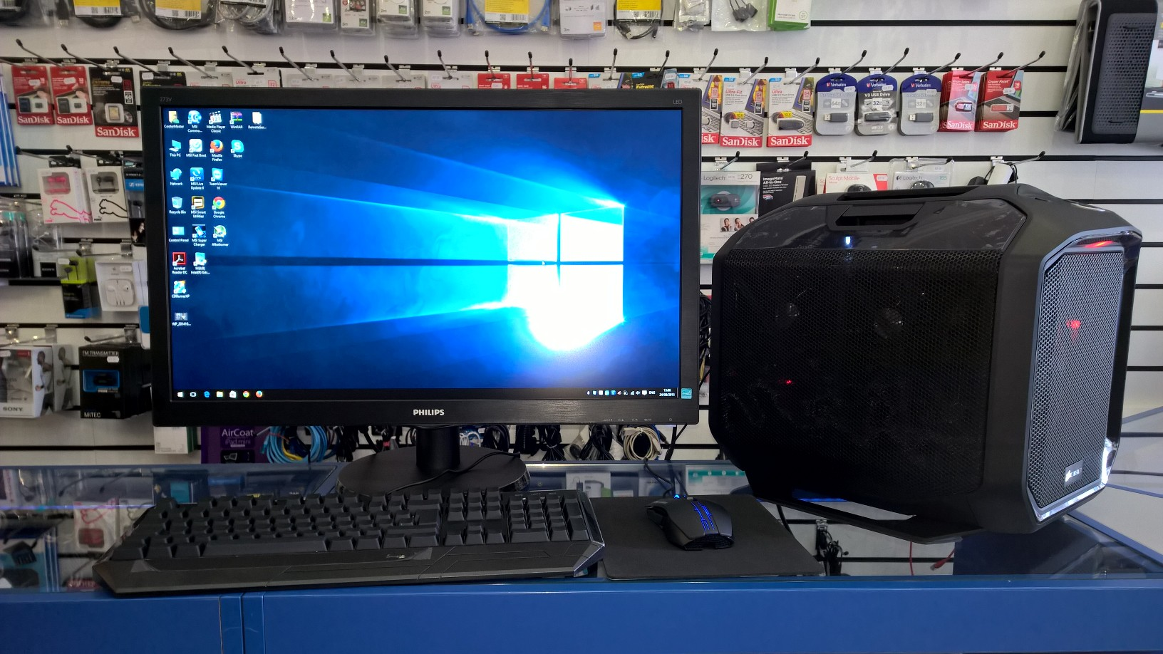Msi Z871 Gaming Pc Beoneit Pc Laptop Mobile Phone